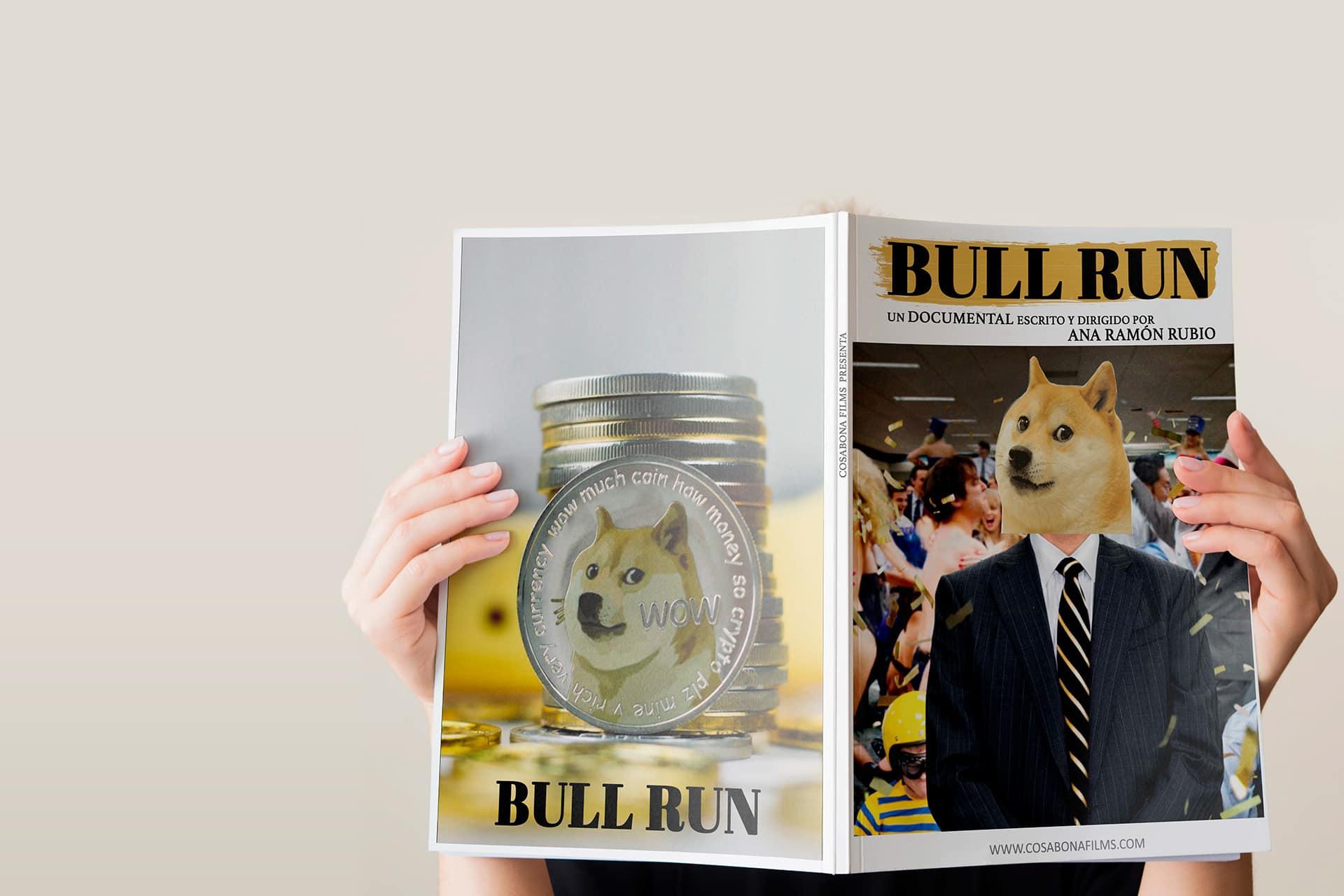 Documental Criptomonedas BULL RUN
